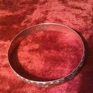 Silver/ gold bracelet